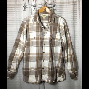 Men's Sonoma Flannel Size XL